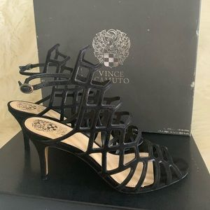 Vince Camuto Caged Sandals